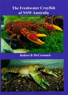 Book: The Freshwater Crayfish of NSW, Australia