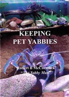 Book: Keeping Pet Yabbies